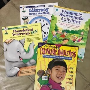 4 books for early childhood